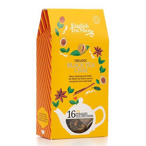 Image of English Tea Shop Black chai tea Ø (16 br)