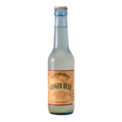 Naturfrisk Ginger Beer Ø