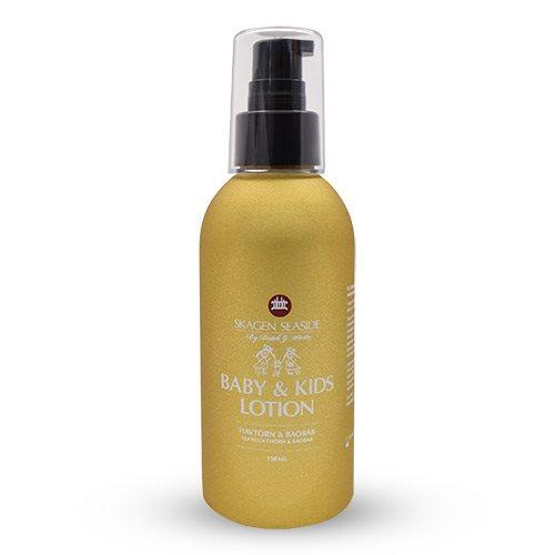 Image of Skagen Seaside Baby lotion med baobab/havtorn (150 ml.)