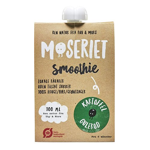 Moseriet smoothies fra Helsebixen