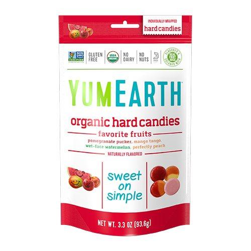 Yum Earth Bolcher frugtsmag (93 g) thumbnail