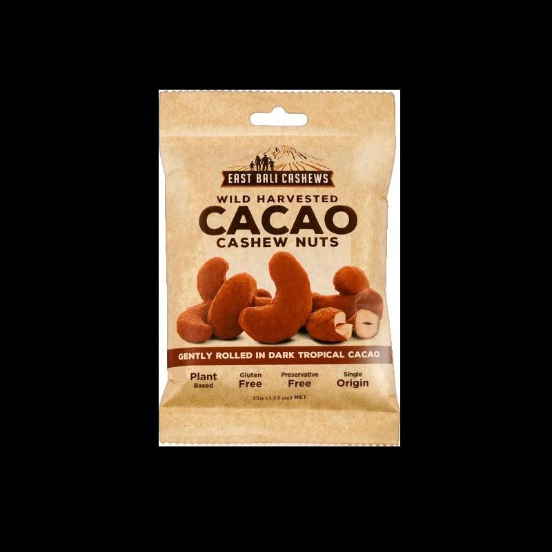 East Bali Cashews Cashewnødder Med Kakao