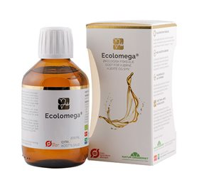 Image of Ecolomega fiskeolie Ø (200 ml)