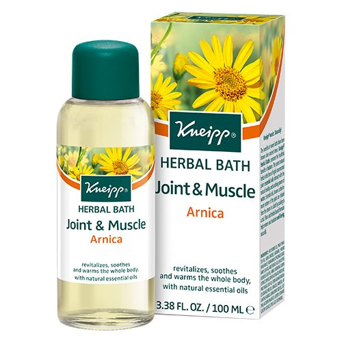 Image of Kneipp Herbal Bath Joint & muscle arnica (100 ml)