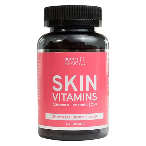 Image of Beauty Bear SKIN Vitamins (60 stk)