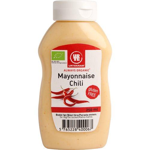 Urtekram Mayonnaise chili Ø (250 g)