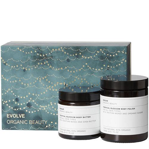 Evolve Organic Beauty Exotic Winter Warmer Duo