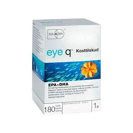 Image of Eye Q Fiskeolie (180 kapsler)