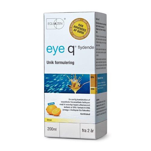 Image of Eye Q Mikstur Fiskeolie (200 ml)