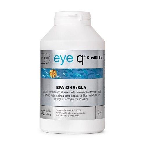 Image of Eye Q Fiskeolie (360 kapsler)