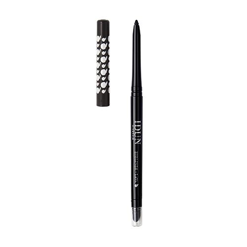 Image of IDUN Minerals Lava Black Eyeliner Pencil (0,35 gr)