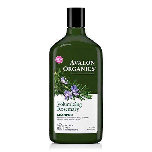 Image of Avalon Organics Shampoo Rosemary Volumizing (325 ml)