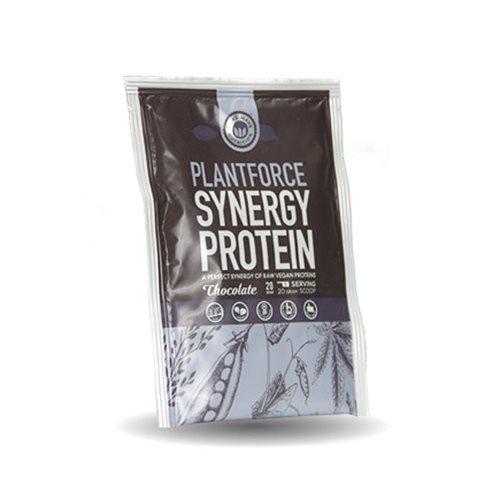 Protein chokolade  Plantforce Synergy thumbnail