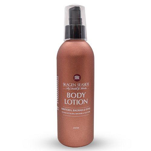 Image of Skagen Seaside Body lotion med baobab/havtorn (200 ml)