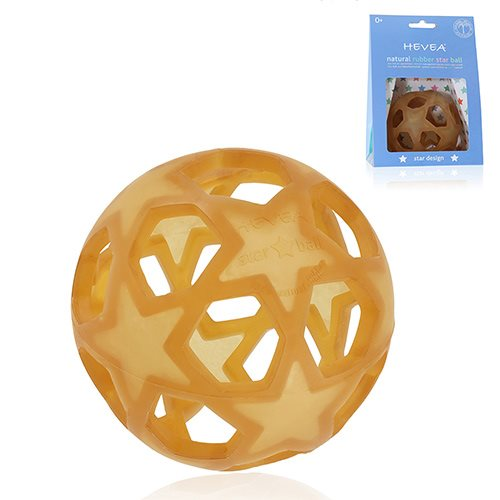 Image of Hevea Star ball (1 stk)