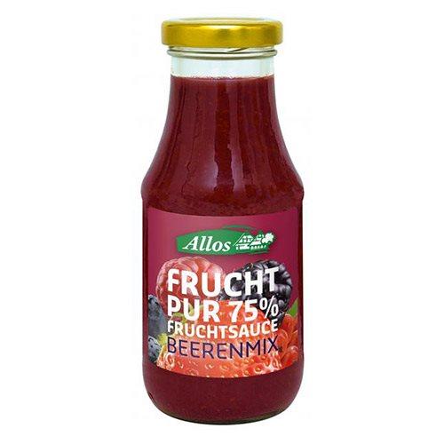 Image of Allos Frugtsauce Skovbær Ø (250 ml)