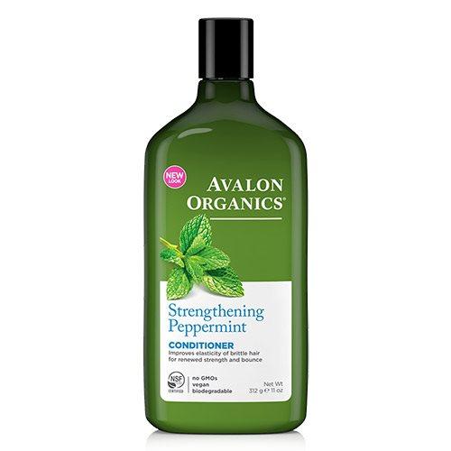 Image of Avalon Organics Conditioner Peppermint Strengthening (312 g)