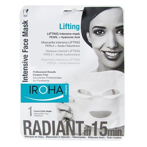 Face mask tissue lifting pearl Iroha