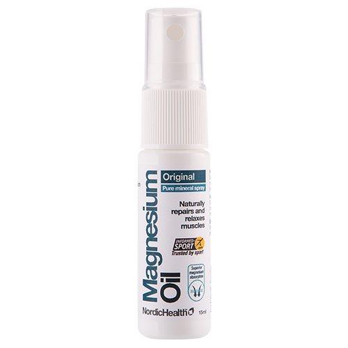 Image of NordicHealth Magnesium Spray Original (15 ml)