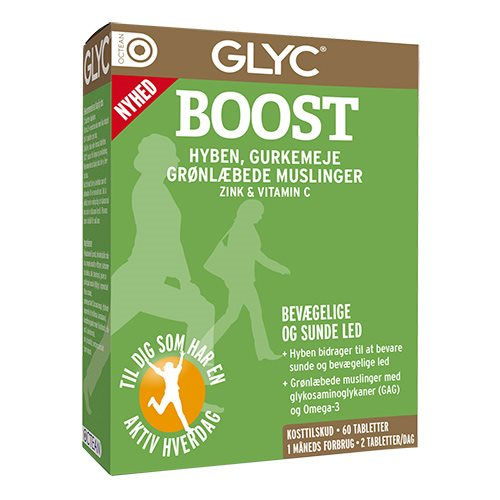 Image of Glyc Boost (60 kaps)