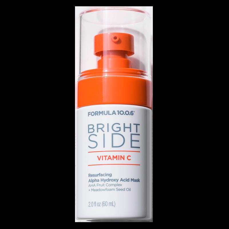 Formula 10.0.6 Bright Side Vitamin C AHA Mask (60 ml)