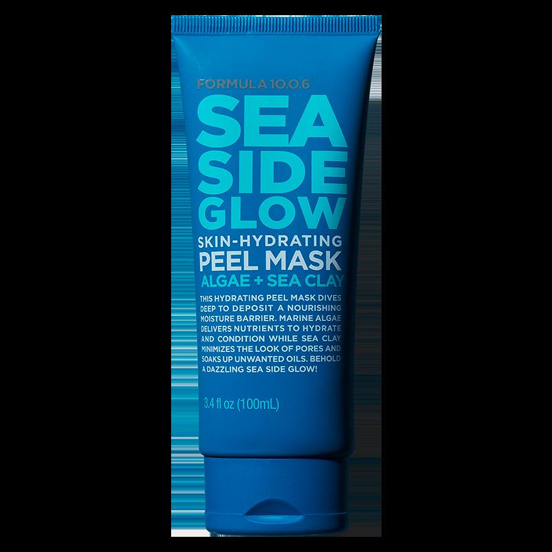 Formula 10.0.6 Sea Side Glow Peel Mask (100 ml)