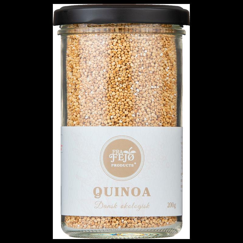 Fra Fejø Quinoa Ø