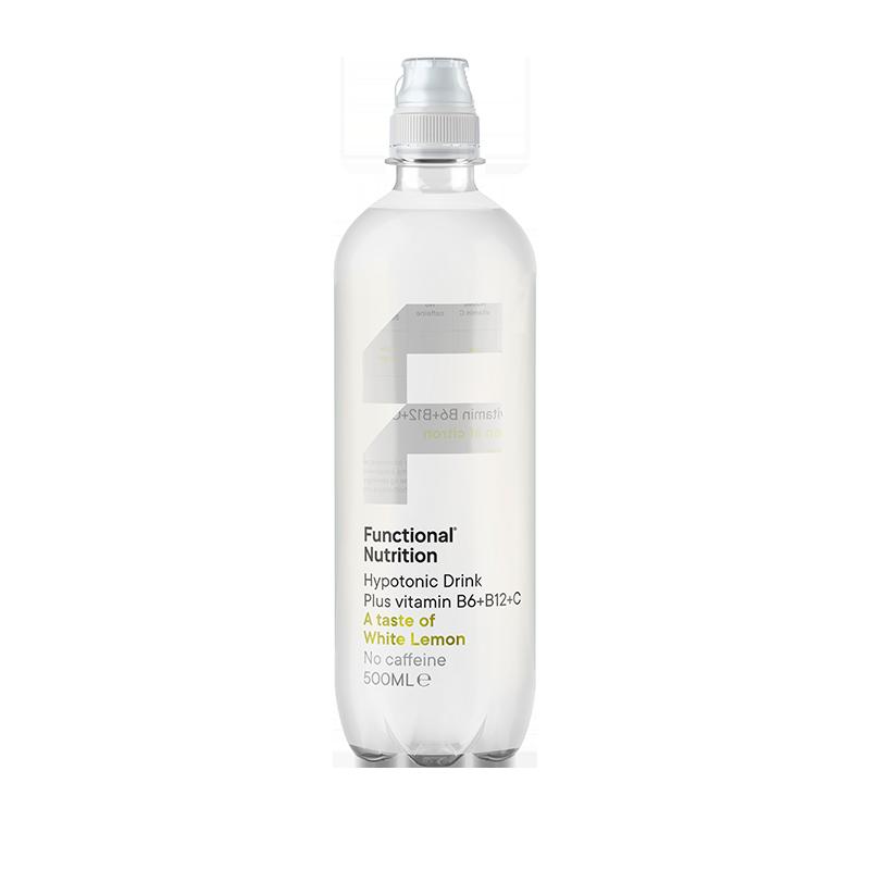 Functional Nutrition Hypotonic Drink White Lemon (500 ml)