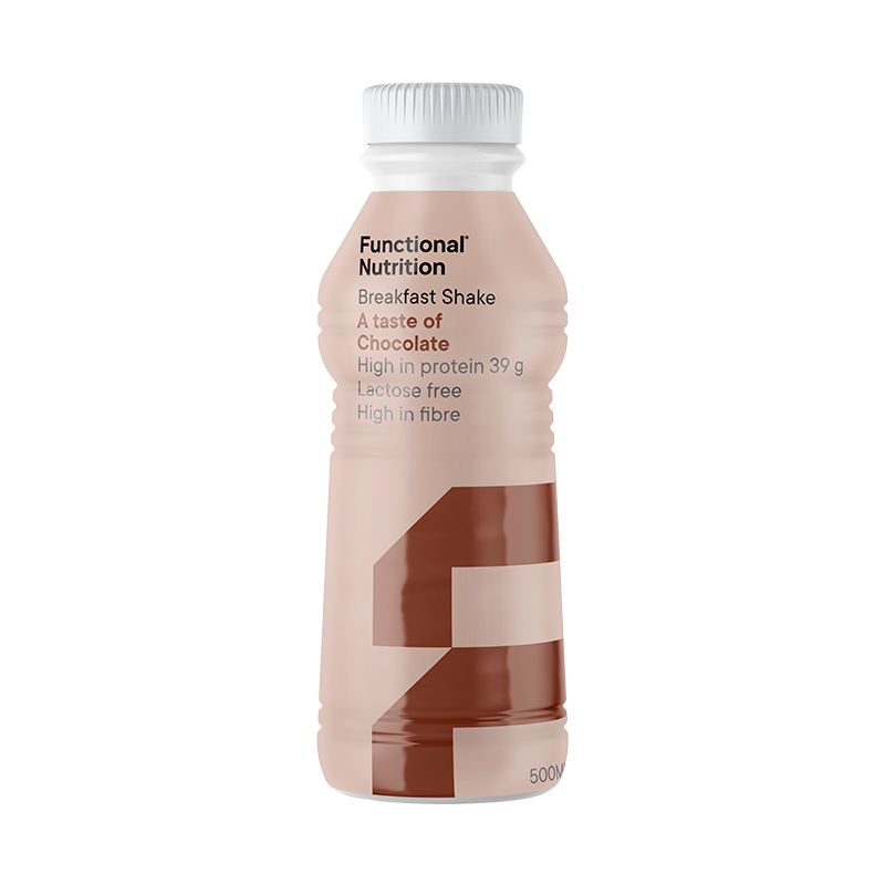 Functional Nutrition Protein Shake Chocolate (500 ml)