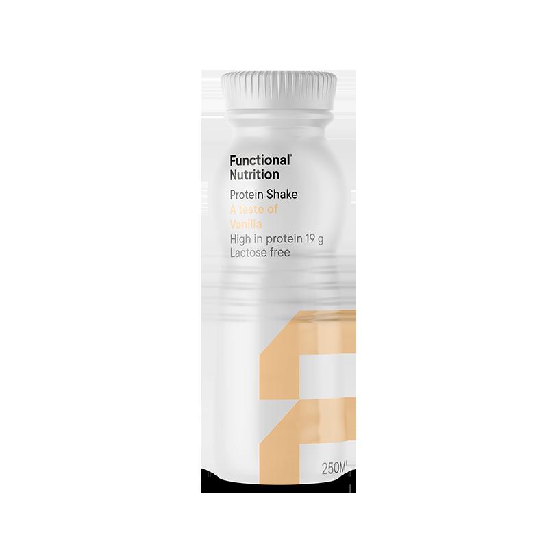 Functional Nutrition Protein Shake Vanilla (250 ml)