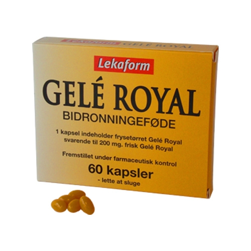Image of Lekaform Gelé Royal (60 kapsler)