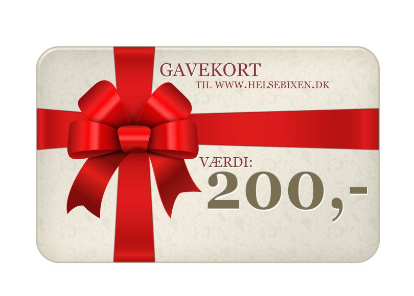 Image of Gavekort 200 kr.