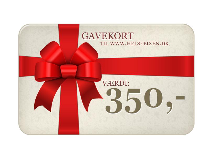 Image of Gavekort 350 kr.