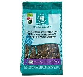 Urtekram græskarkerner fra Helsebixen