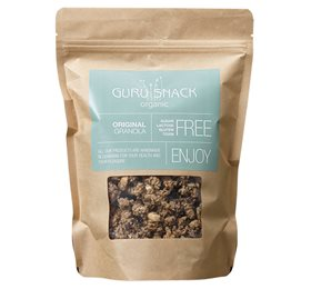 Image of Granola Original Ø - Guru Snack (500 gr)