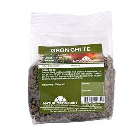 Natur Drogeriet Grøn Chi The Med Hvidtjørn (100 Gr)