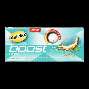 Image of Gerimax Boost Energy Gum (8 stk)