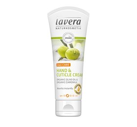 Lavera, Hånd- og neglebåndscreme (75 ml)