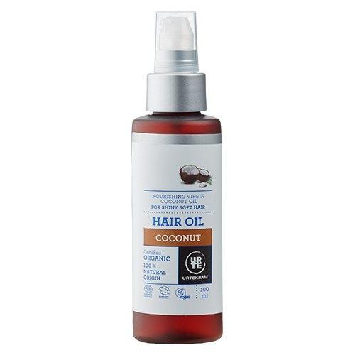 Image of Urtekram Hair oil Coconut (100 ml)