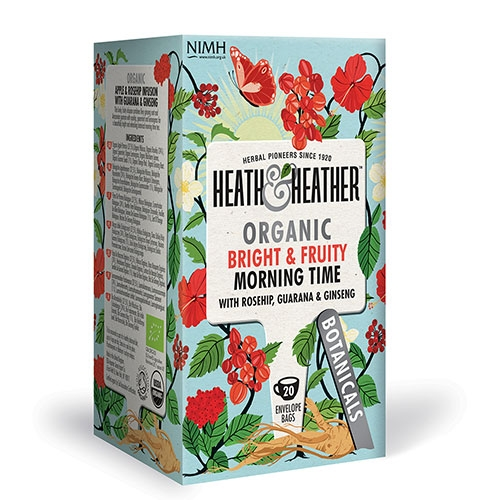 Image of Heath & Heather Morning Time Ø (20 breve)