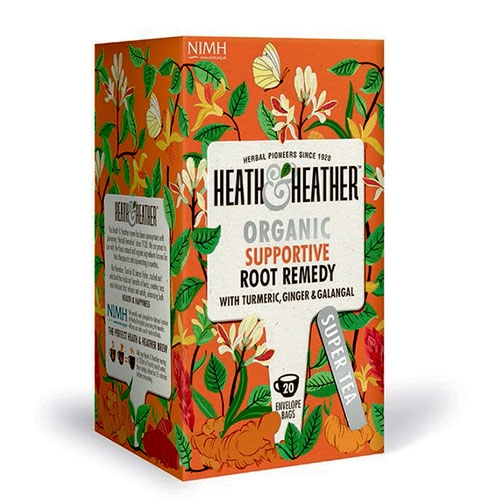 Image of Heath & Heather Root Remedy Ø (20 breve)