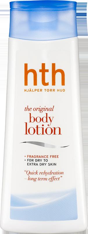 HTH Original Lotion uden parfume (200 ml)
