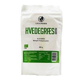 Diet-food hvedegræspulver fra Helsebixen
