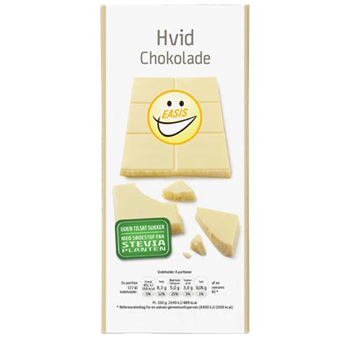 EASIS Hvid Chokolade