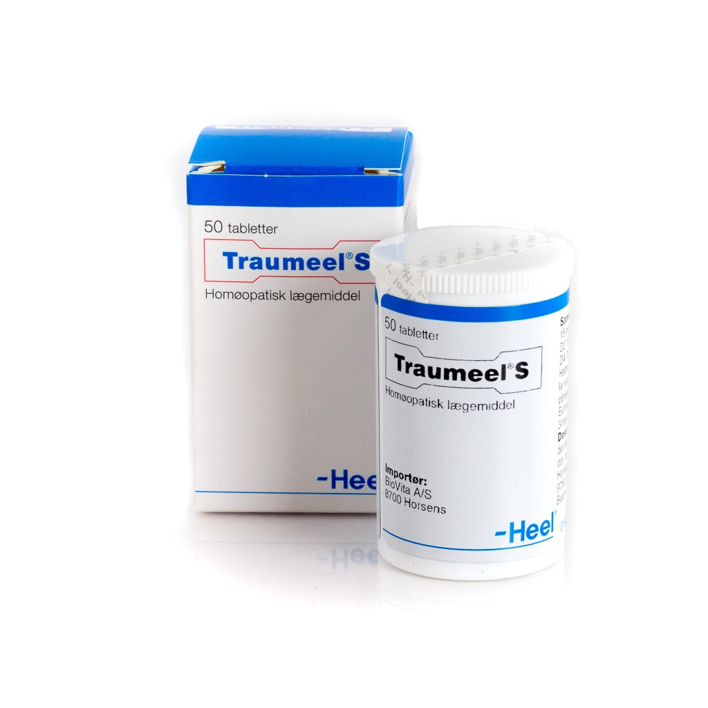 Image of Traumeel S (50 tabletter)