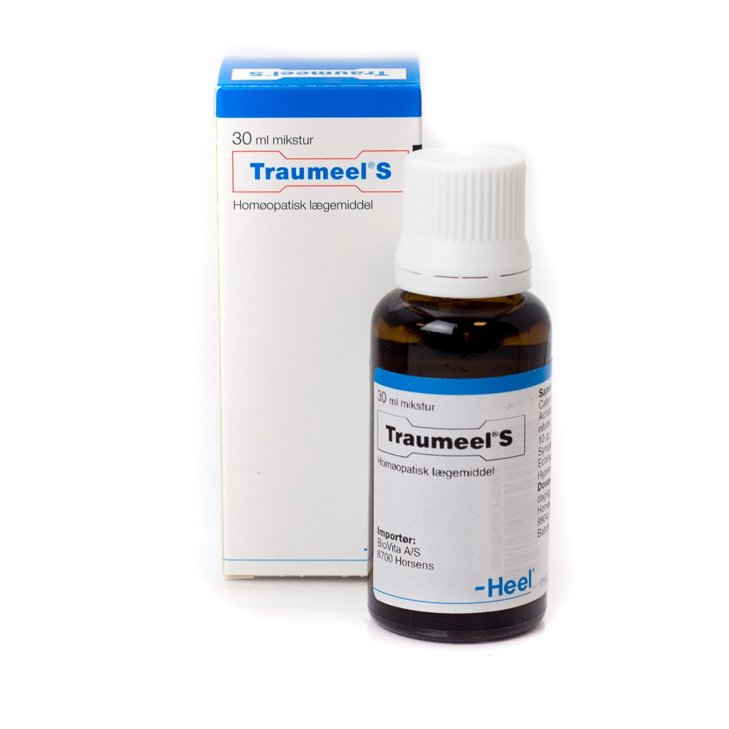 Image of Traumeel S Dråber (30 ml)