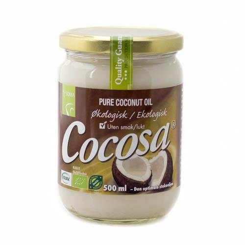 Panacea kokosolie fra Helsebixen