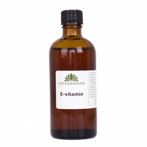 Urtegaarden E-vitamin Antioxidant (100 ml)