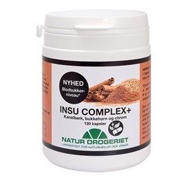 Image of Natur Drogeriet Insu Complex+ (120 kap)