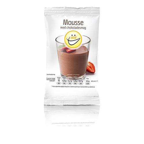 Image of EASIS Chokolade Mousse (10 x 100 gr)